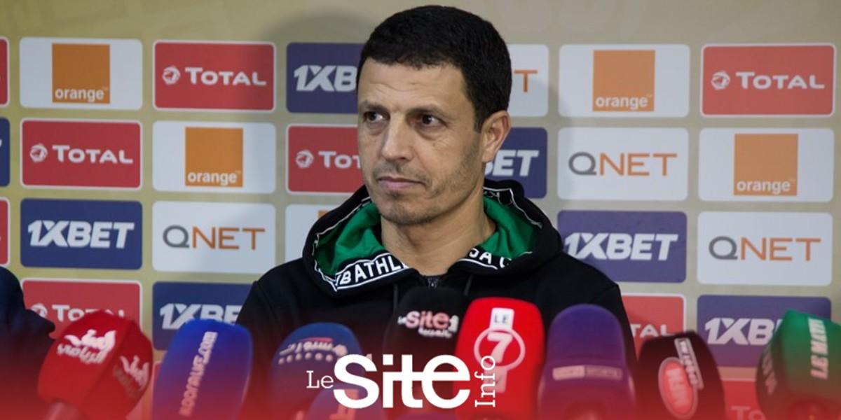 """صورة السلامي: """"مباراة فيتا كلوب فرصة للاستعداد لمولودية الجزائر""""-فيديو"""