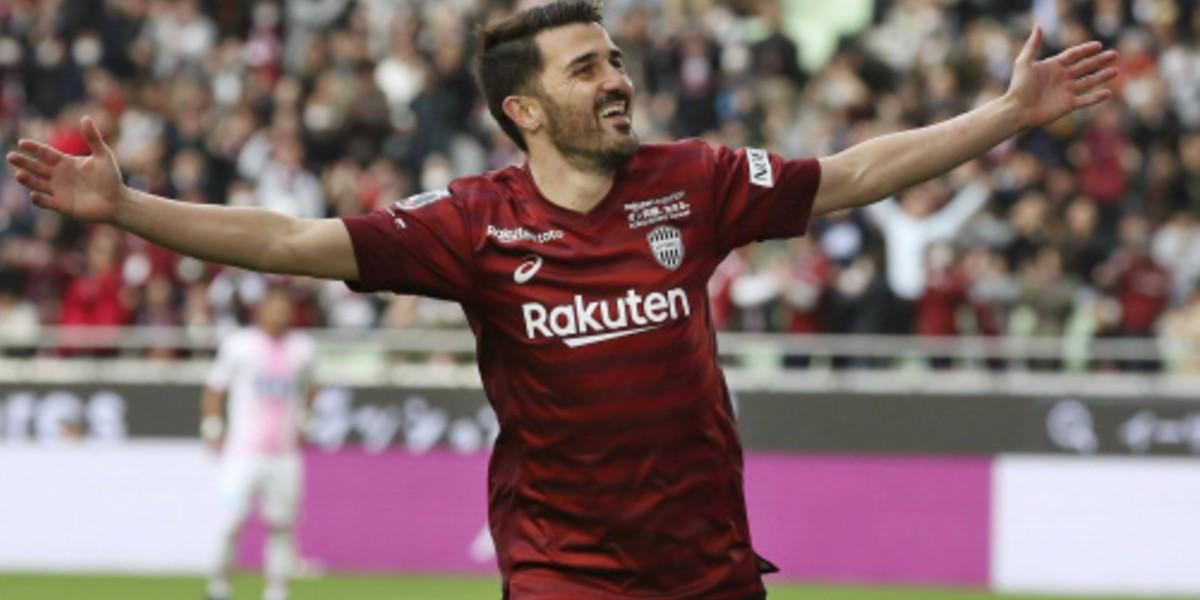 صورة اعتزال سعيد لنجم إسبانيا في الدوري الياباني