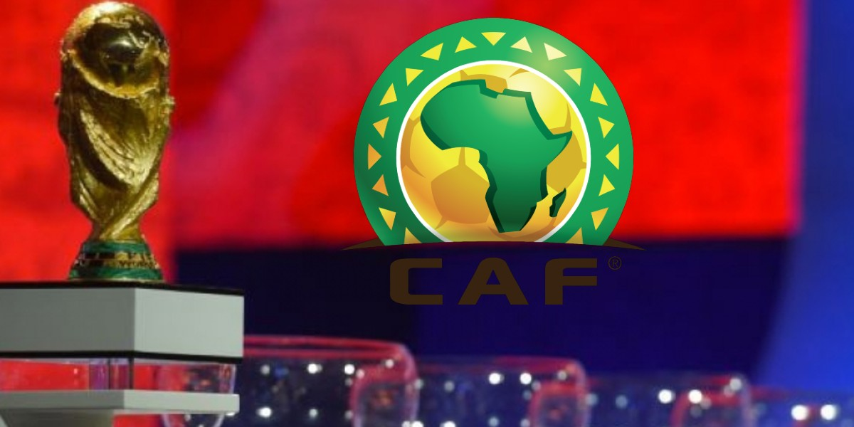 صورة النتائج الكاملة لقرعة الدور الثاني من التصفيات الإفريقية لكأس العالم 2022