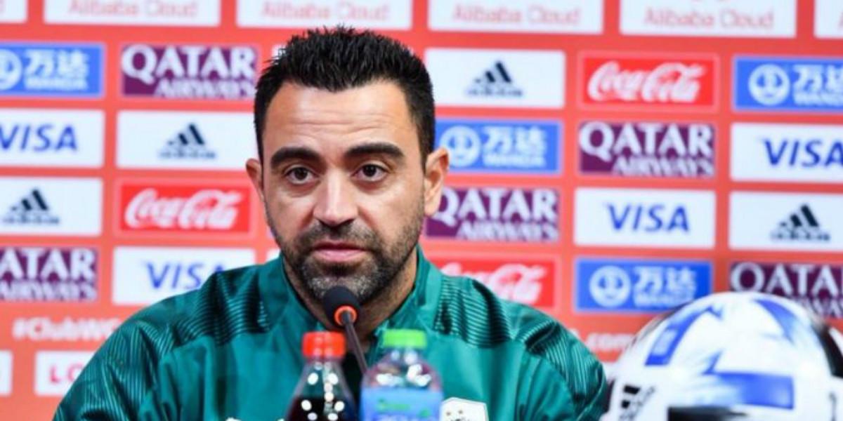"""صورة بارتوميو: """"تشافي سيكون مدربا لبرشلونة.. وهناك بند لفسخ عقد سيتيين"""""""