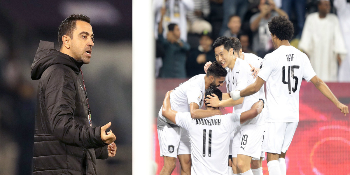 صورة تشافي يقود الدحيل لتحقيق كأس قطر- فيديو