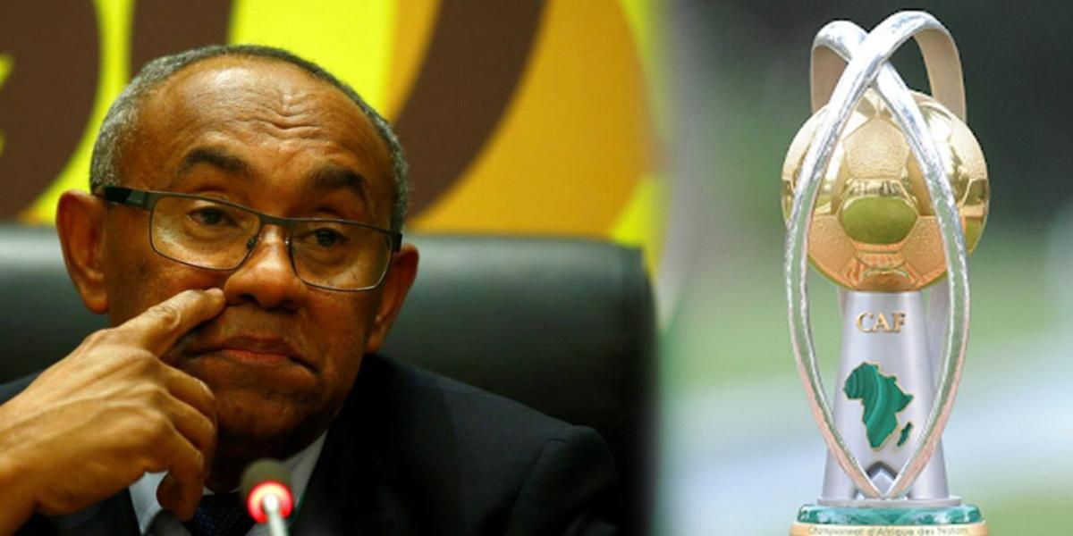 """صورة الـ""""كاف"""" في طريقه إلى إلغاء كأس أمم إفريقيا للاعبين المحليين"""