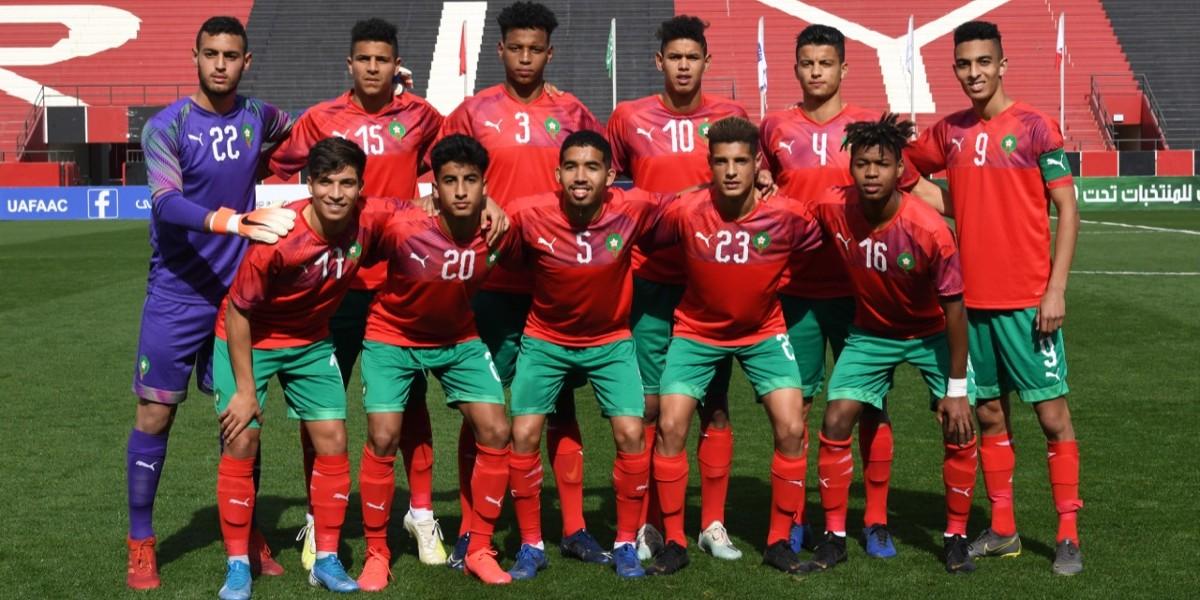 """Photo of """"الأشبال"""" يسحقون منتخب جيبوتي في كأس العرب تحت 20 سنة"""
