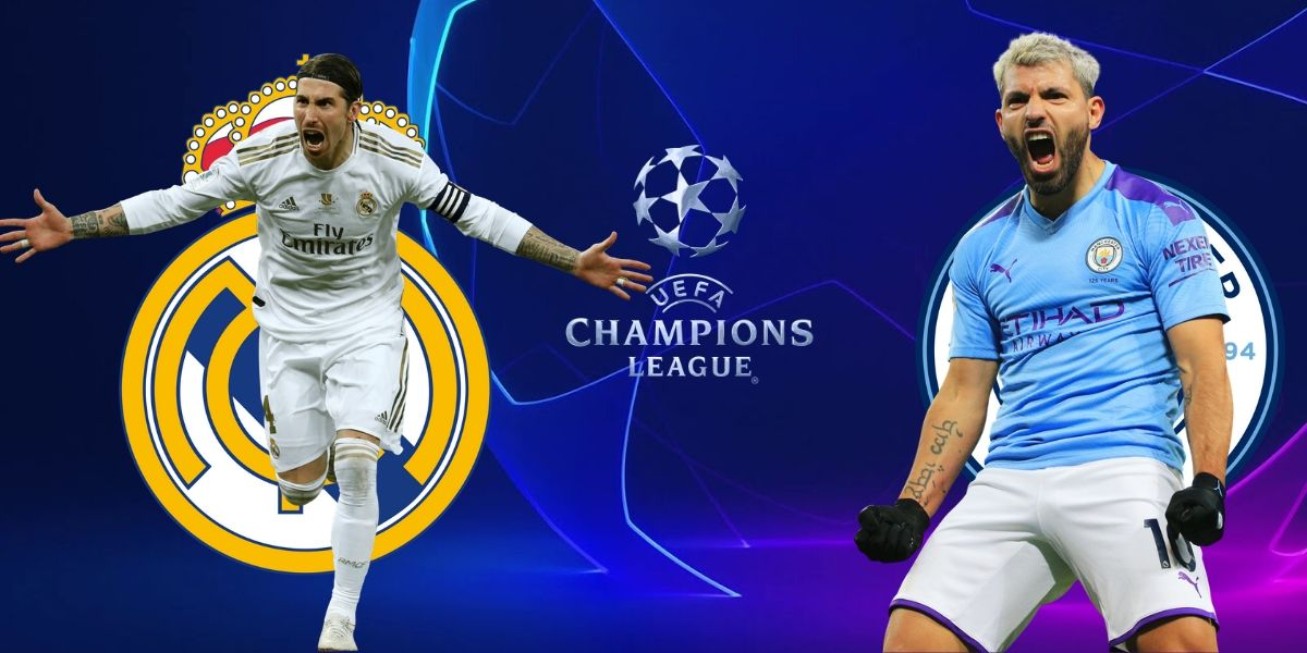 صورة دوري أبطال أوروبا.. التشكيلتان الأساسيتان لريال مدريد ومانشستر سيتي