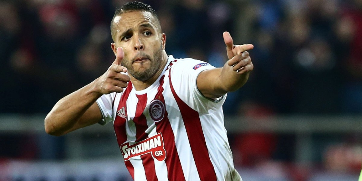 صورة العربي يتوج بجائزة الشهر لأفضل لاعب في الدوري اليوناني