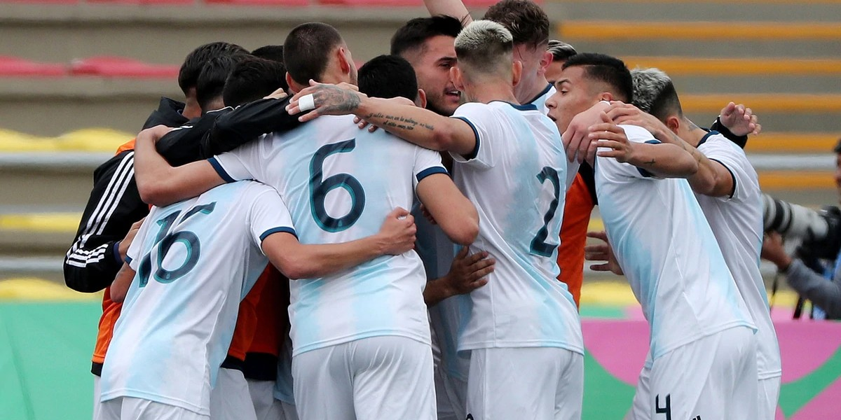 صورة منتخب الأرجنتين يتأهل لأولمبياد طوكيو بعد الفوز على كولومبيا