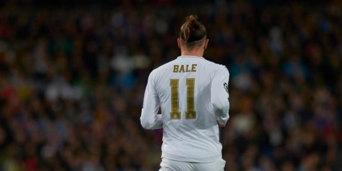 صورة بيل يثير استياء مسؤولي ريال مدريد