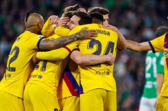 برشلونة يرفض 100 مليون يورو مقابل الاستغناء عن نجمه