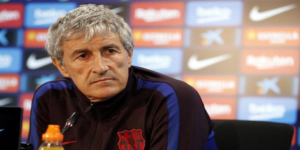 صورة مباريات برشلونة المتبقية تحدد مصير سيتيين والإدارة تجهز بديله