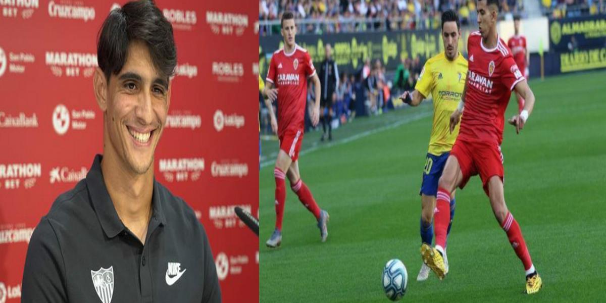 """صورة بونو عن انتقال الياميق إلى ريال سرقسطة: """"الياميق يمتلك إمكانيات كبيرة.. وأنا سعيد لأجله"""""""