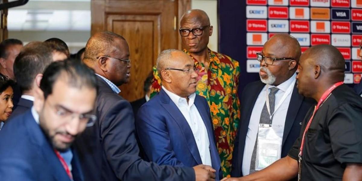 """صورة الـ""""كاف"""" تحرم زيمبابوي من استقبال مبرياتها الدولية"""