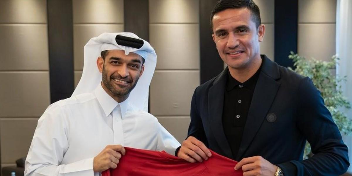 صورة نجم كرة القدم الأسترالية يعين سفيرا لكأس العالم 2022 بقطر
