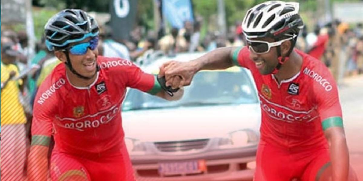 صورة الدراجة المغربية تتأهل لأولمبياد طوكيو 2020