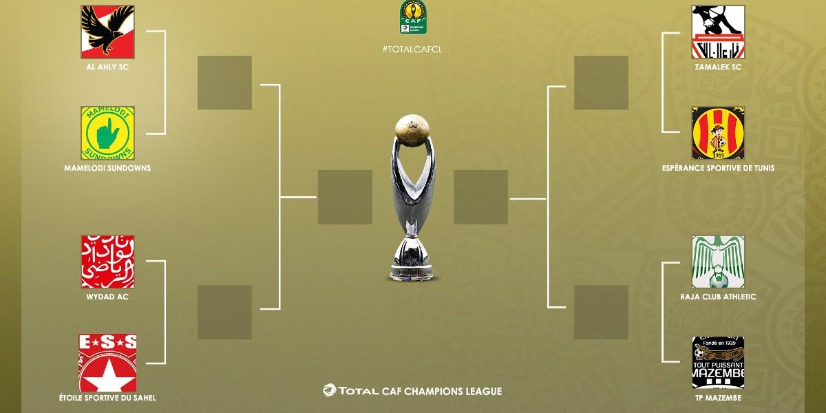 صورة تعرف على مواعيد مباريات دور ربع نهائي دوري أبطال إفريقيا