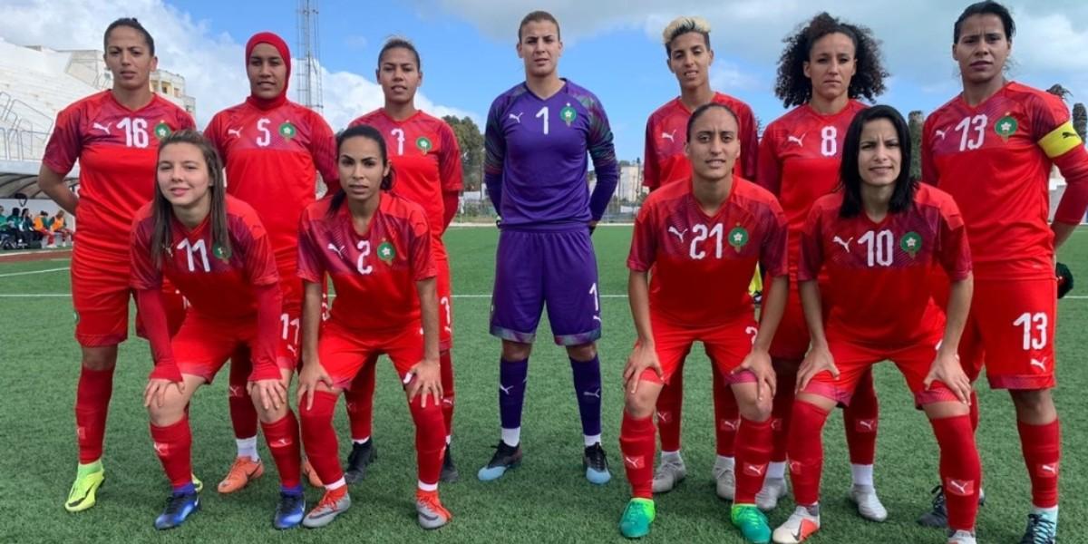 Photo of المنتخب النسوي لكرة القدم ينتصر على موريتانيا