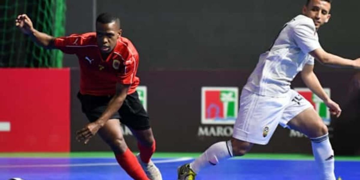 صورة أنغولا ينتصر على ليبيا ويتأهل لنهائيات كأس العالم لكرة القدم داخل القاعة
