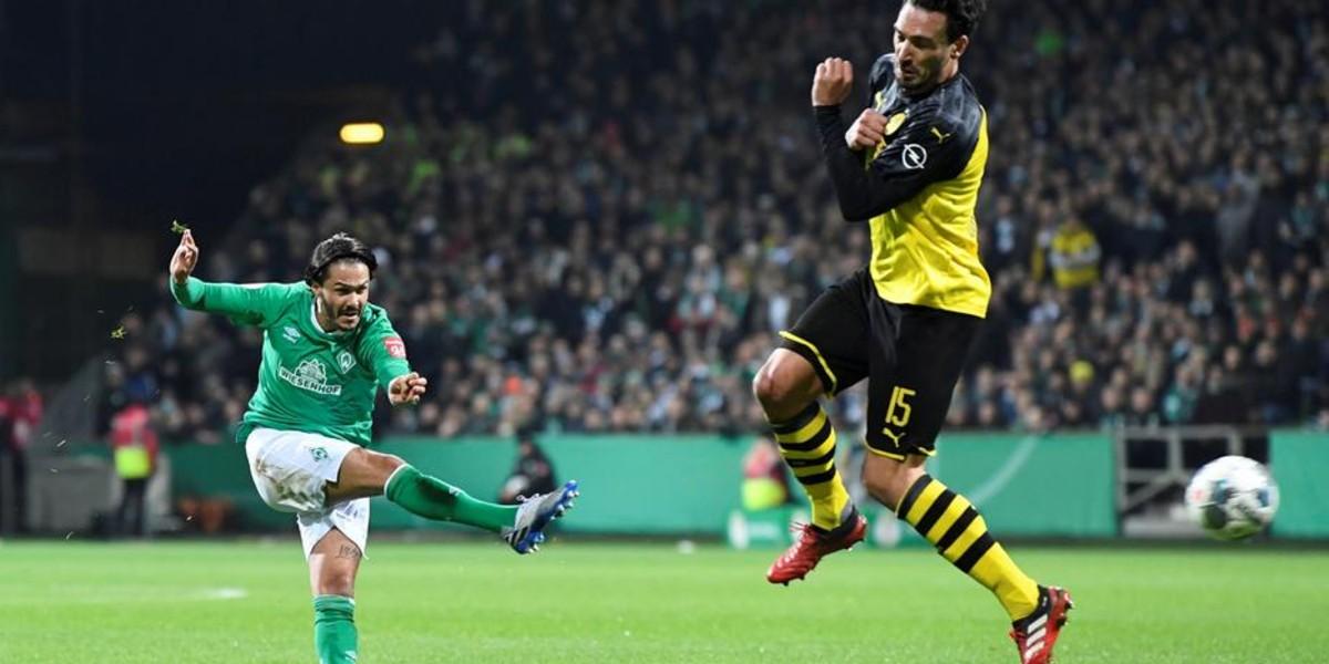 صورة كأس ألمانيا لكرة القدم.. مفاجآت تطيح بكبار