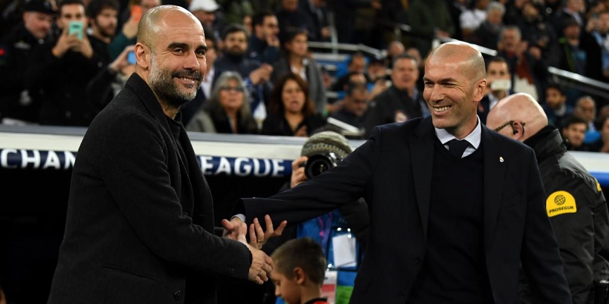 """Photo of إقصاء ريال مدريد.. غوارديولا يعتبره """"خطوة"""" وزيدان """"فخور"""" بفريقه!"""