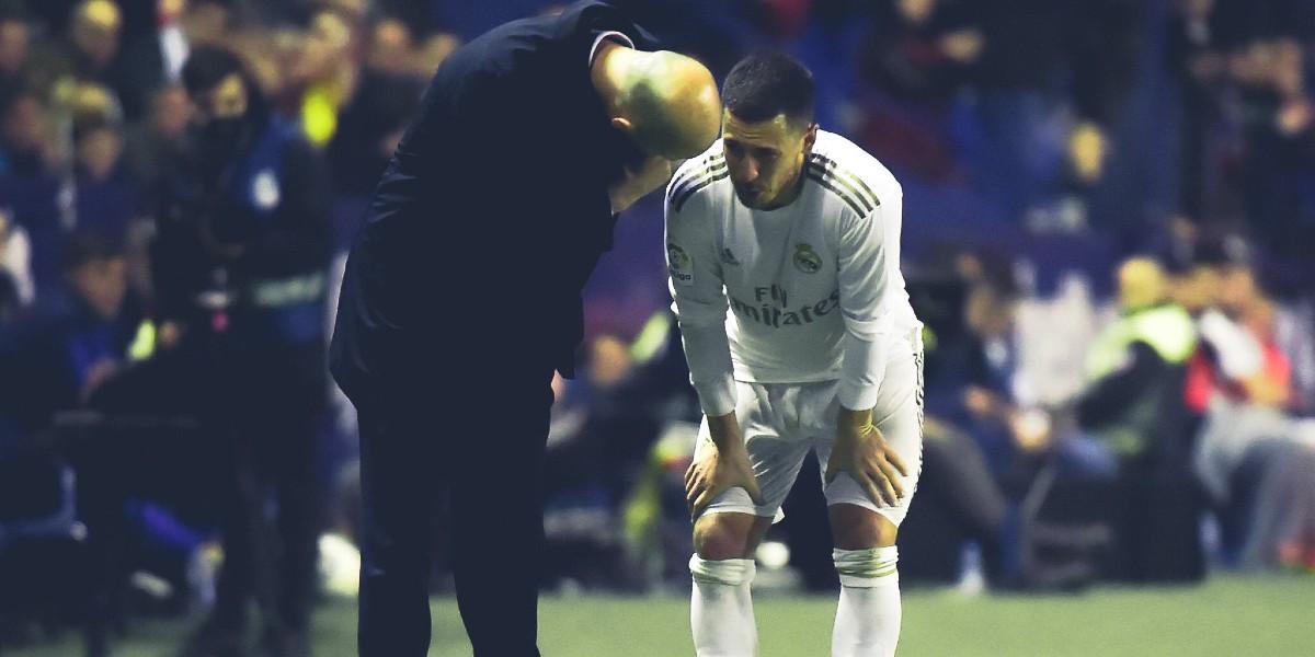 صورة زيدان يخبر إدارة ريال مدريد بشأن مصير هازارد مع ريال مدريد