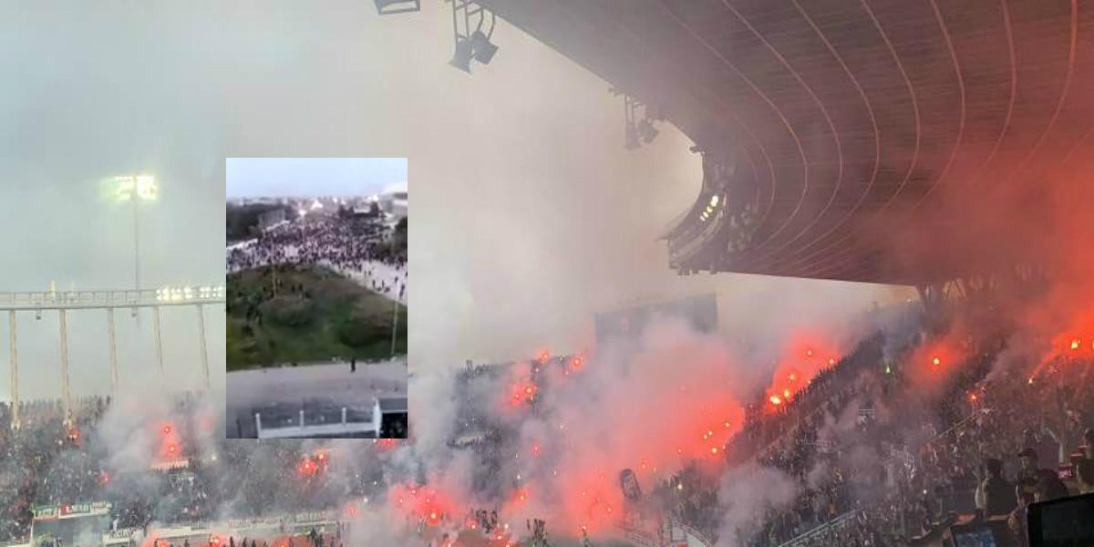 صورة تعليق لوزير الشباب والرياضة على أحداث شغب مباراة الرجاء والجيش الملكي