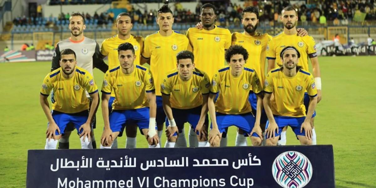 صورة قبل مواجهة الرجاء.. السلطات المصرية ترفض طلب الإسماعيلي