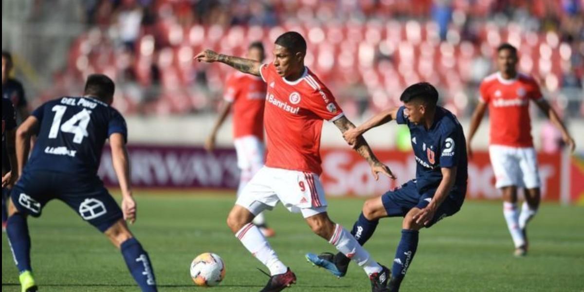 صورة مباراة في كأس ليبرتادوريس تتحول لساحة حرب
