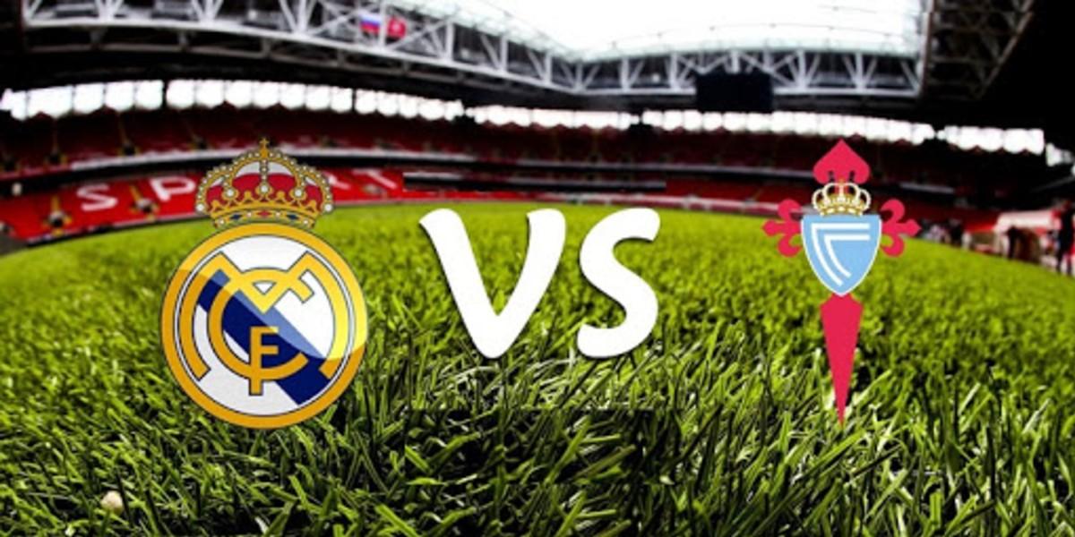 صورة البث المباشر لمباراة ريال مدريد وسيلتا فيغو