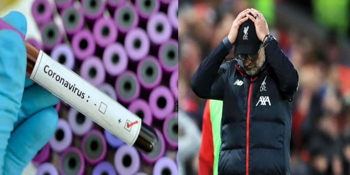 """صورة فيروس """"كورونا"""" يهدد حلم ليفربول بتحقيق لقب الدوري الإنجليزي"""