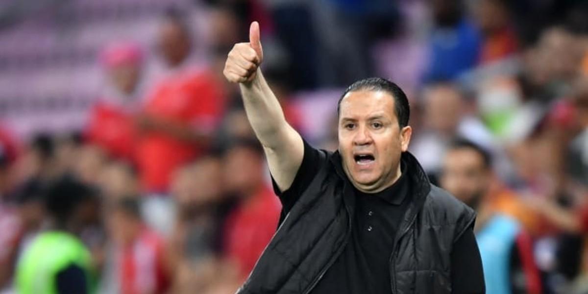 صورة معلول على مشارف تدريب هذا المنتخب العربي