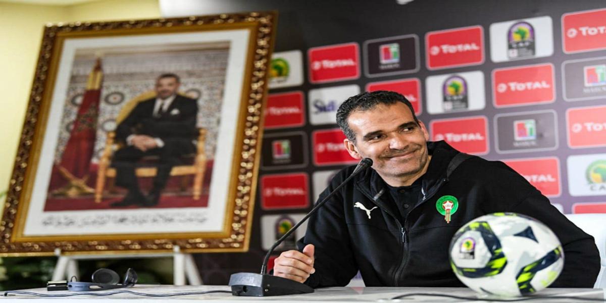 """صورة الدكيك: """"شهرة المنتخب المغربي أصبحت دولية.. والنهائي سيكون صعبا"""""""