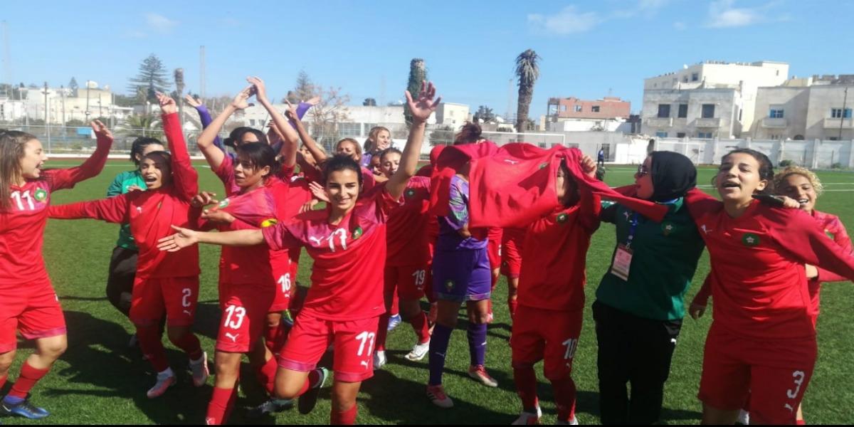 Photo of المنتخب الوطني النسوي ينتصر على الجزائر ويحقق بطولة شمال إفريقيا