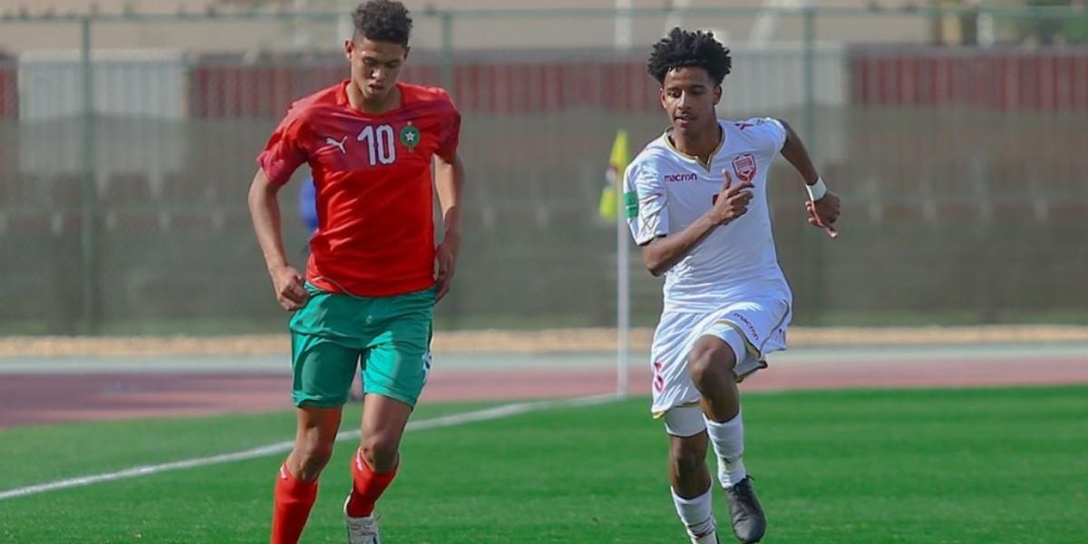 صورة المنتخب الوطني لأقل من 20 سنة يفوز في أولى مبارياته بكأس العرب