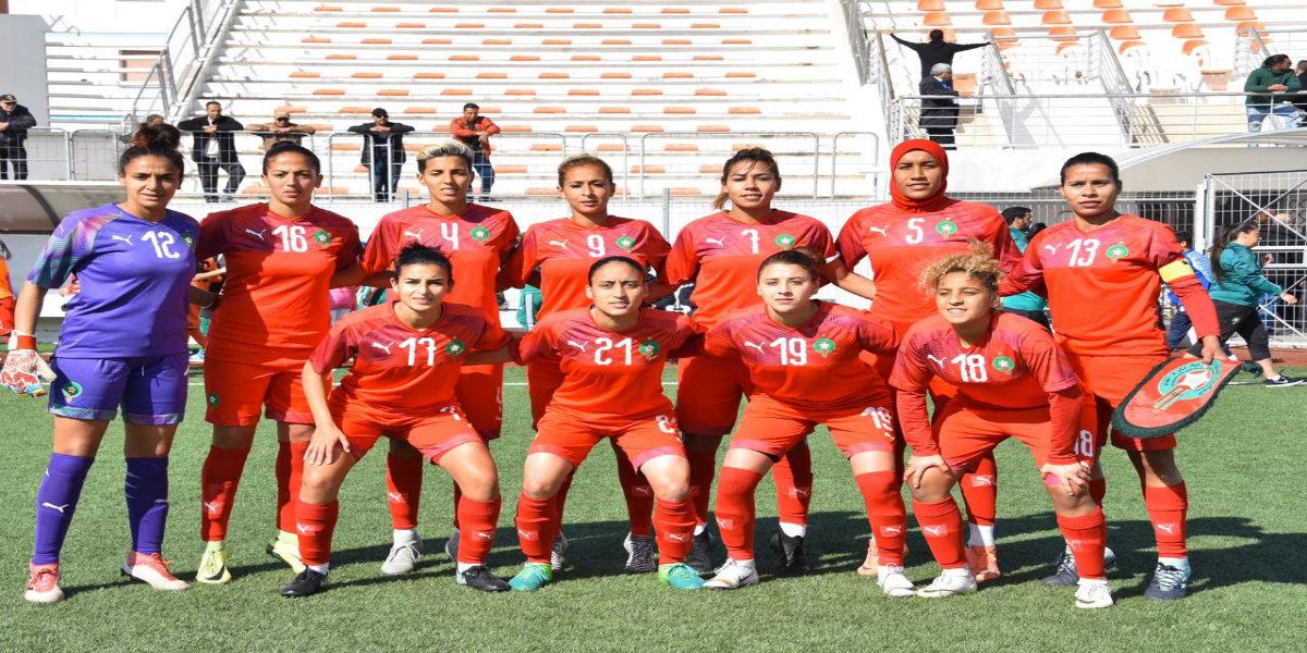 Photo of المنتخب المغربي لكرة القدم النسوية يدخل تجمعا اعداديا بمركز محمد السادس