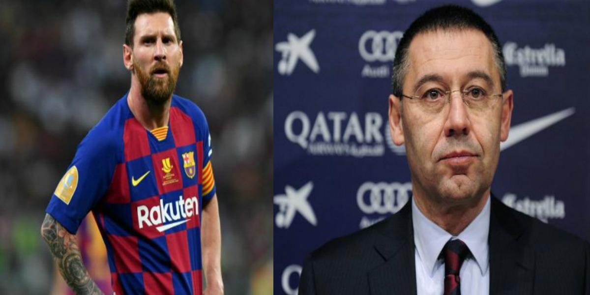 صورة مصير ميسي أصبح مرتبط بمستقبل بارتوميو مع برشلونة