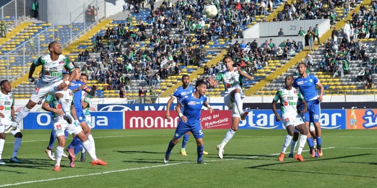 Photo of الرجاء يطرح تذاكر مباراته أمام أولمبيك خريبكة