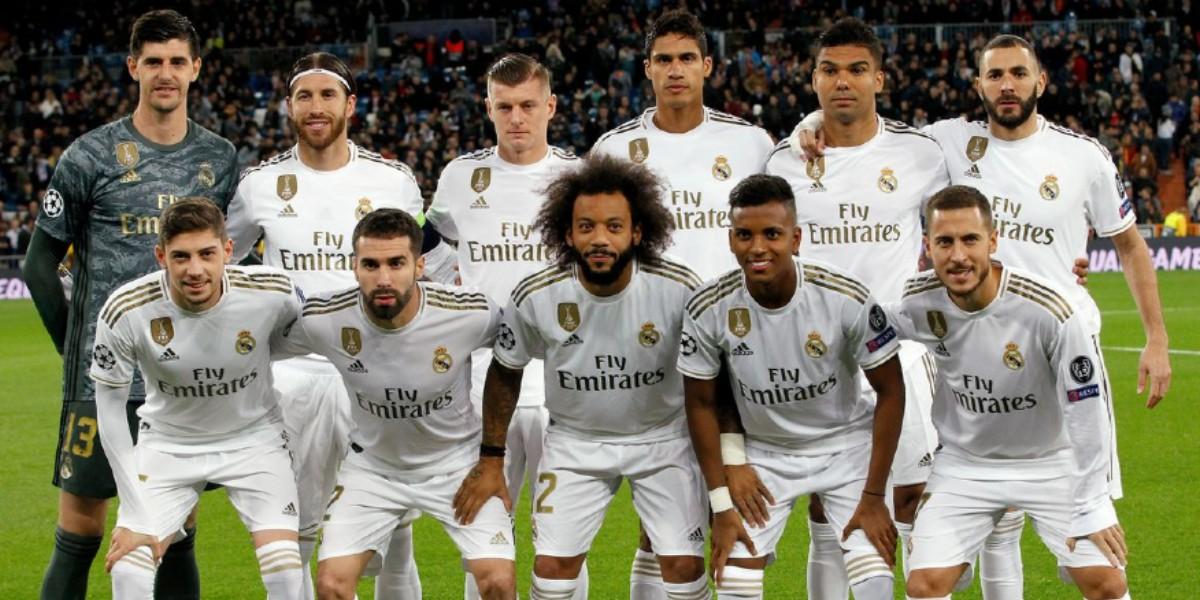صورة قائمة ريال مدريد تزف خبرا سارا لأنصار الملكي