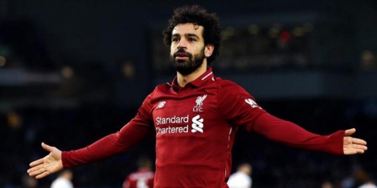 صورة صلاح يحقق رقما غير مسبوق للاعبين العرب في إنجلترا