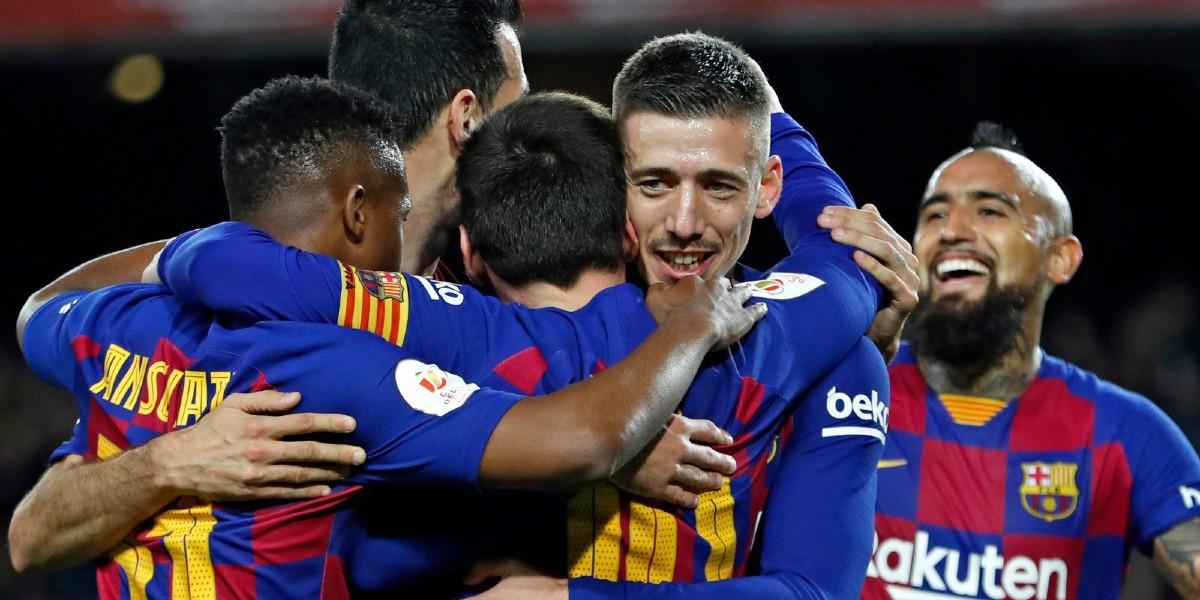 صورة برشلونة يتلقى ضربة موجعة بإصابة نجمه