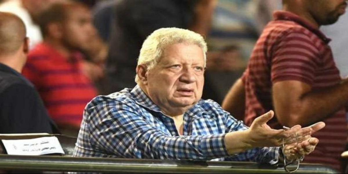 """Photo of مرتضى منصور يستفز اللاعب كهربا بعد عقوبة """"الفيفا"""""""