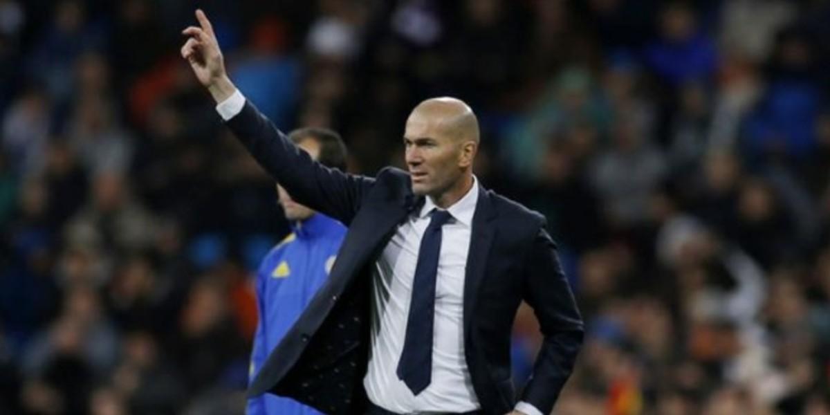 صورة زيدان يحقق رقم مميز رفقة ريال مدريد
