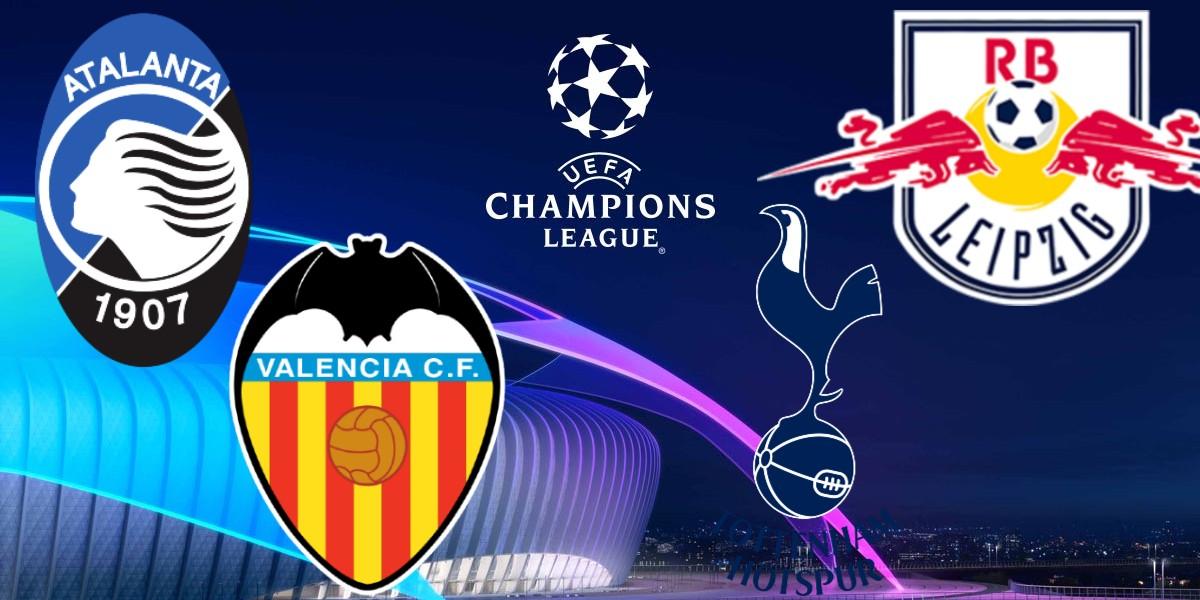 صورة برنامج مباريات دوري أبطال أوروبا لليوم الثلاثاء