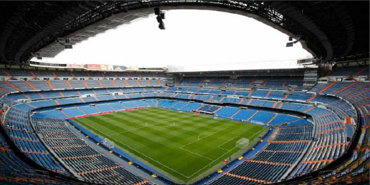 """Photo of ريال مدريد يساهم بملعبه للمساعدة على محاربة فيروس """"كورونا"""""""