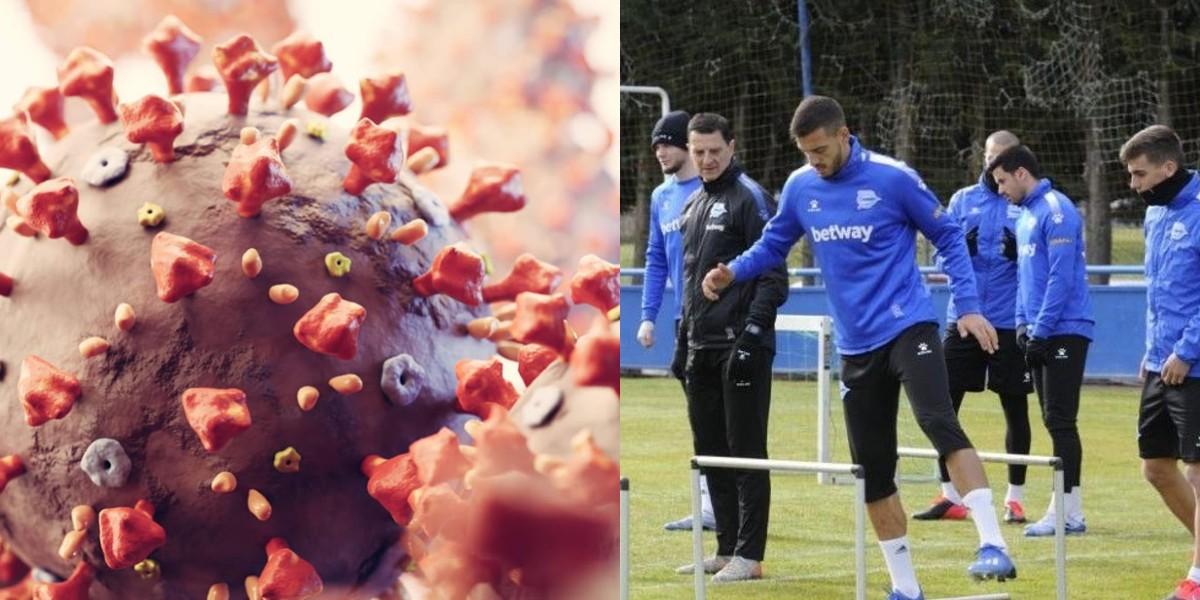 صورة بعد فالنسيا وإسبانيول.. نادي إسباني جديد يعلن إصابة 15 حالة في الفريق