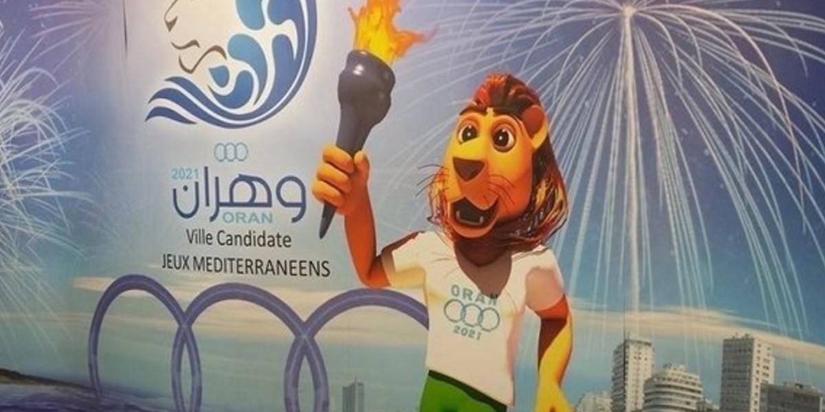 صورة تأجيل دورة ألعاب البحر المتوسط بالجزائر