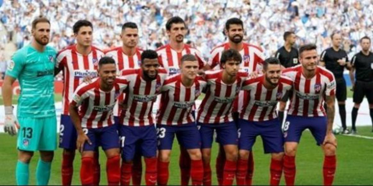 """صورة أتليتيكو مدريد يقرر تخفيض رواتب لاعبيه وجهازه الفني بسبب """"كورونا"""""""