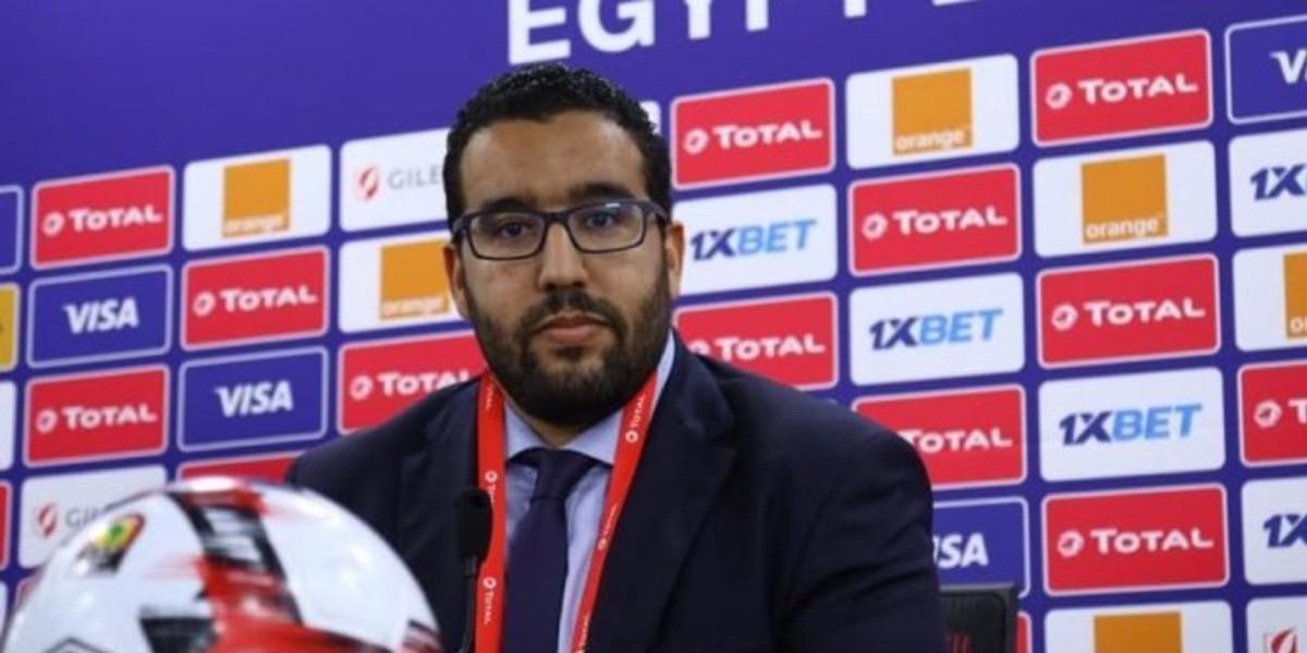 """صورة رسميا تعيين عبد المنعم باه كاتبا عاما للـ""""كاف"""""""