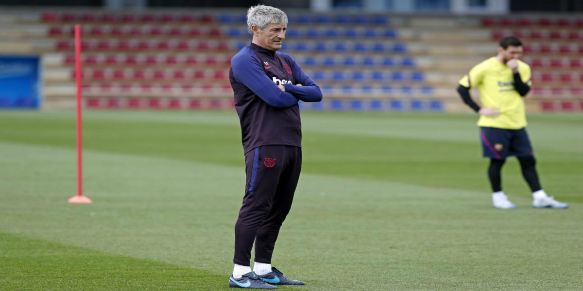 صورة قائمة برشلونة الخاصة بلقاء ريال سوسيداد