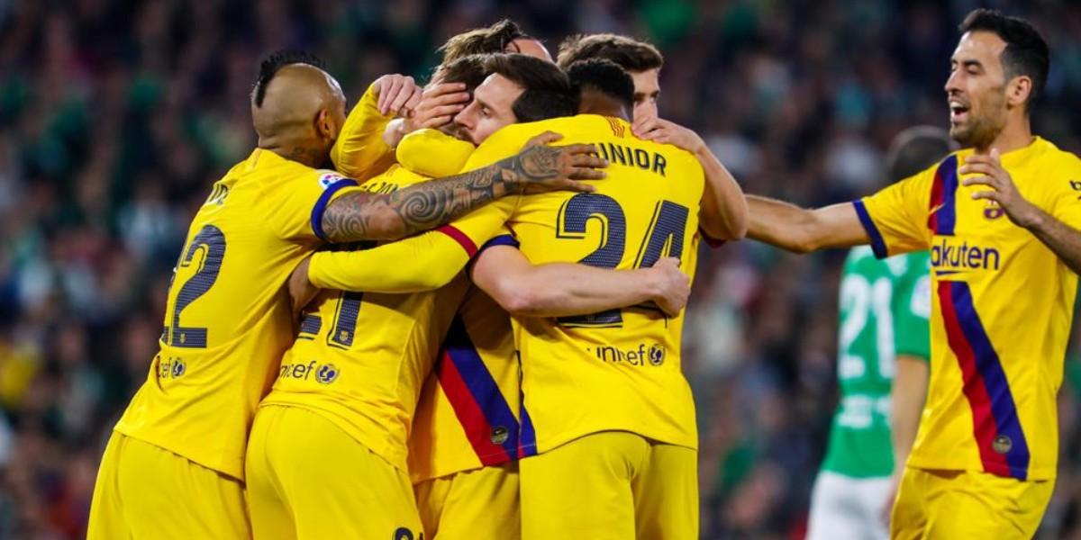 صورة برشلونة يعزز صفوفه بصفقة جديدة