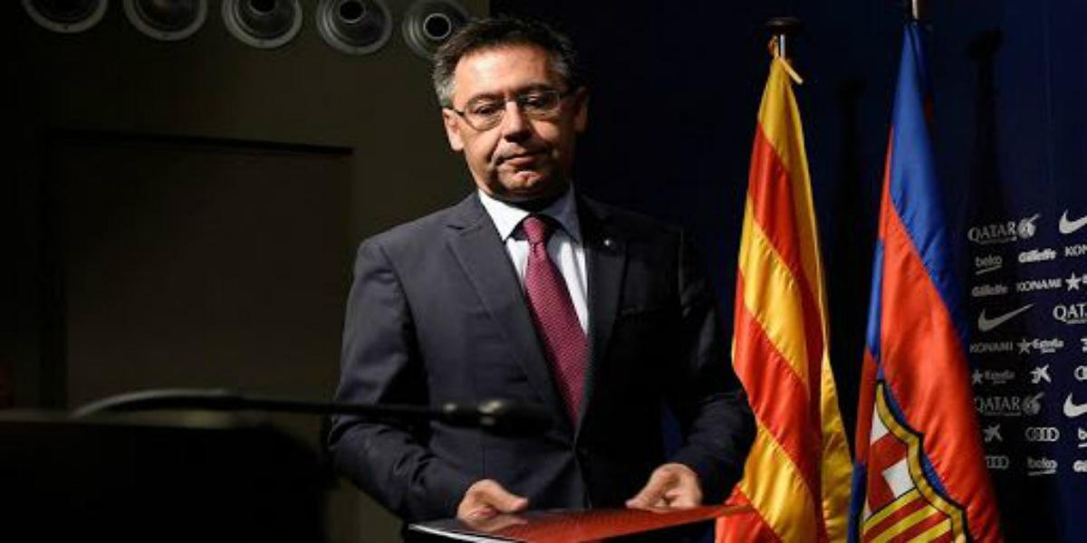 """صورة لاعبو برشلونة يرفضون طلب رئيسهم المتعلق بجائحة """"كورونا"""""""