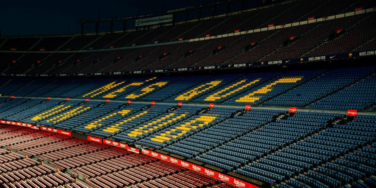 """صورة برشلونة يتخذ إجراءا مهما للوقاية من """"كورونا"""""""